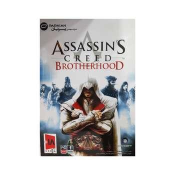 بازی assassins creed brotherhood مخصوص pc
