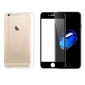 محافظ صفحه نمایش وپشت گوشی 5D مدل FG171 مناسب برای گوشی موبایل اپل Iphone 6 Plus/6s Plus