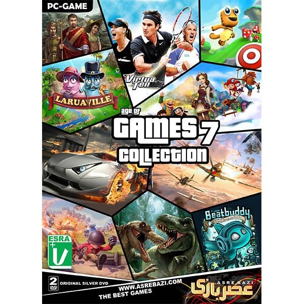 مجموعه بازی کامپیوتری Age of Game Collection 7
