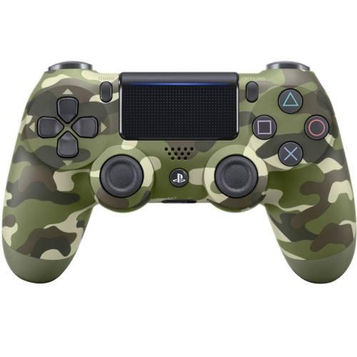 دسته بازی بی سیم سونی مدل DualShock 4 Army Pattern 2
