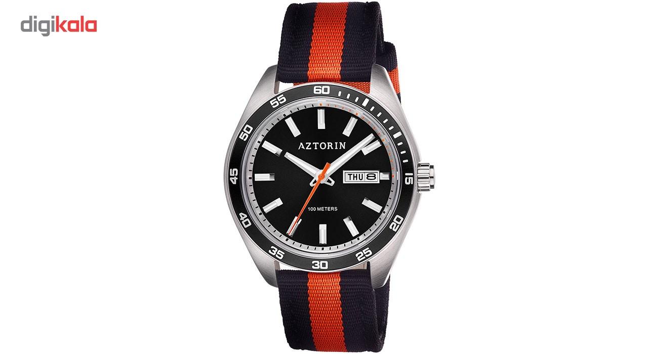 ساعت مچی عقربه ای مردانه ازتورین مدل A062.G300