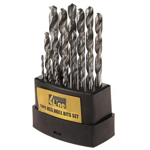 مجموعه 19 عددی مته فلز لاین مدل 40750