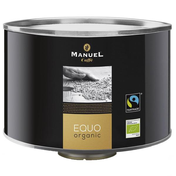 قوطی دانه قهوه مانوئل مدل Euqo