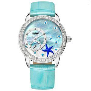 ساعت مچی عقربه ای زنانه جیوسکو مدل JFO0123M