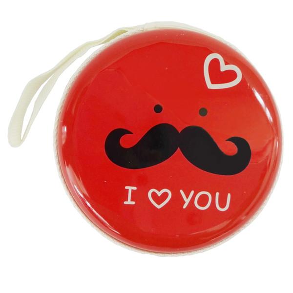کیف هندزفری گلدونه مدل Moustache