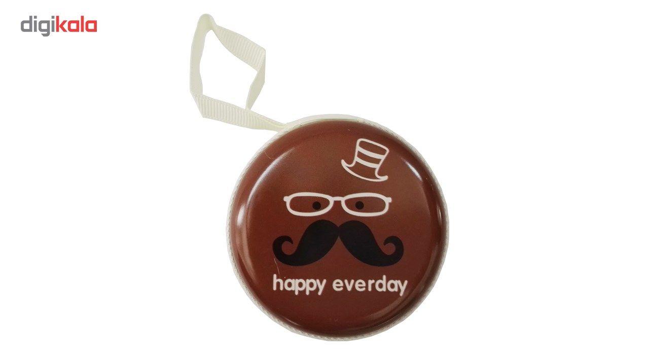 کیف هندزفری گلدونه مدل Moustache main 1 5