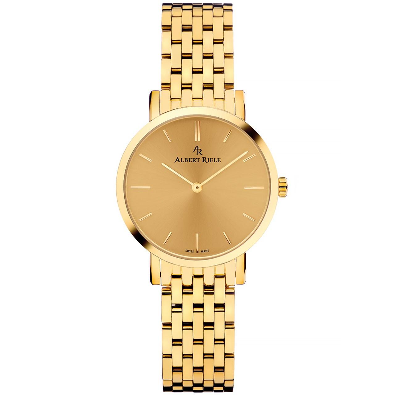 ساعت زنانه برند آلبرت ریله مدل 018LQ19-SY99I-SY
