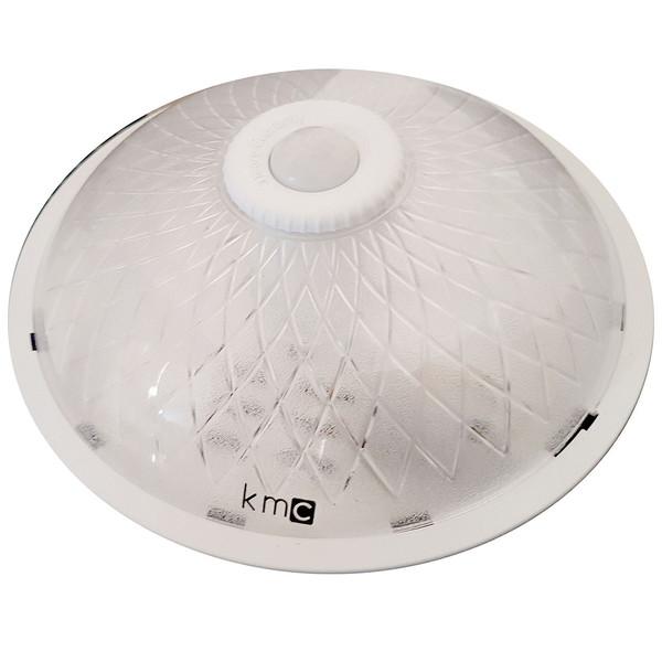 چراغ هوشمند سقفی سنسوردار کی ام سی مدل Kmc-1s
