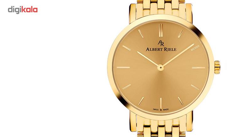 ساعت مچی عقربه ای زنانه آلبرت ریله مدل 018LQ19-SY99I-SY