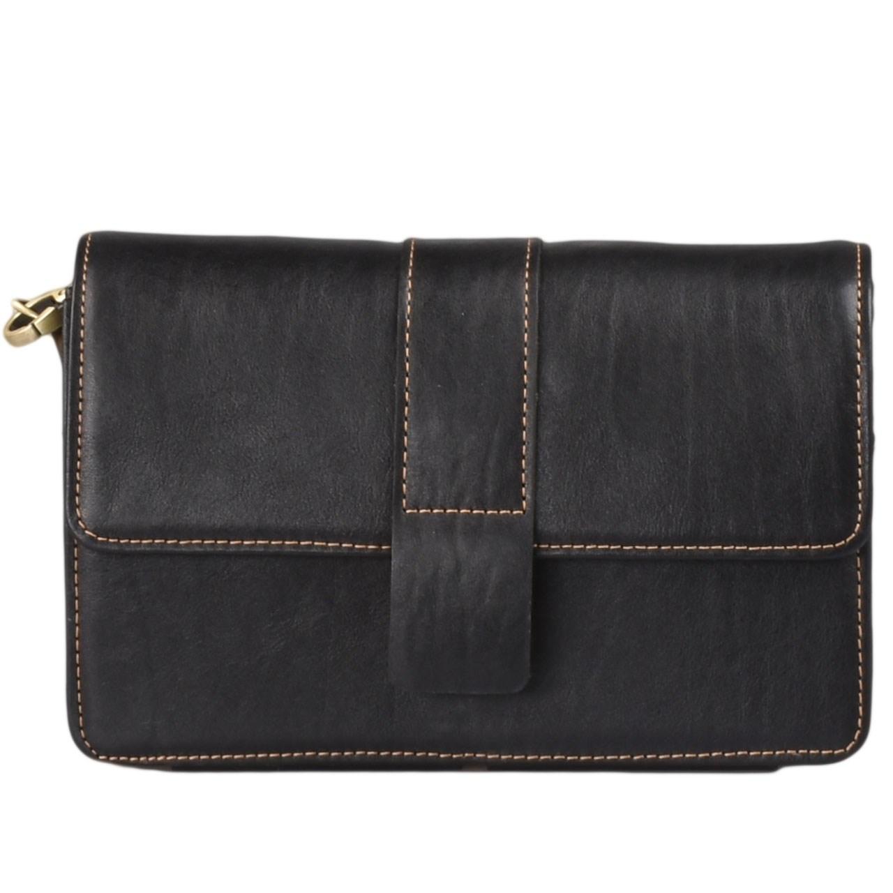 کیف دستی چرم طبیعی کهن چرم مدل DB27-1