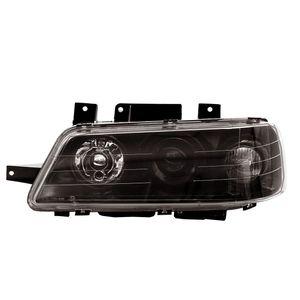 چراغ جلو چپ دودی خودرو اس ان تی مدل SNTSLXHBL مناسب برای پژو 405 SLX