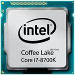 پردازنده مرکزی اینتل سری Coffee Lake مدل Core i7-8700K thumb