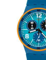 ساعت مچی عقربه ای مردانه سواچ مدل SUSN413 -  - 2