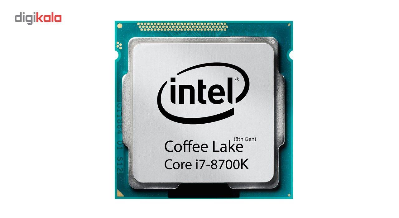 پردازنده مرکزی اینتل سری Coffee Lake مدل Core i7-8700K main 1 1