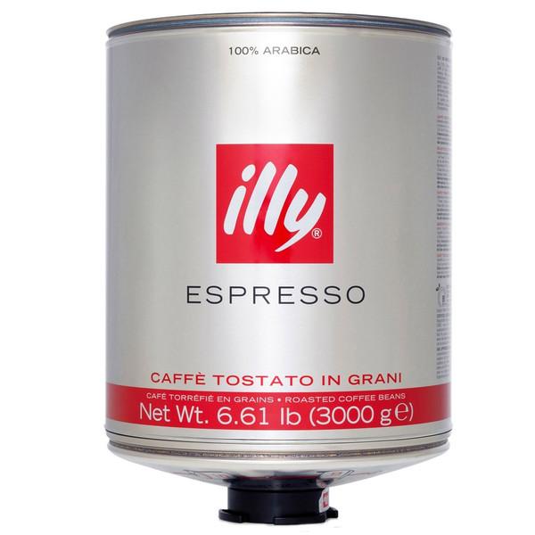 قوطی دانه قهوه ایلی مدل Dark Roast مقدار 3000 گرم