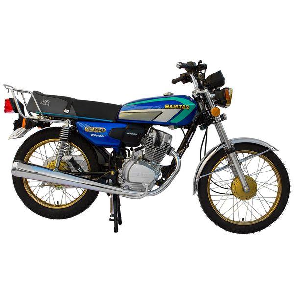 موتور سیکلت همتاز مدل 150 سی سی سال 1396
