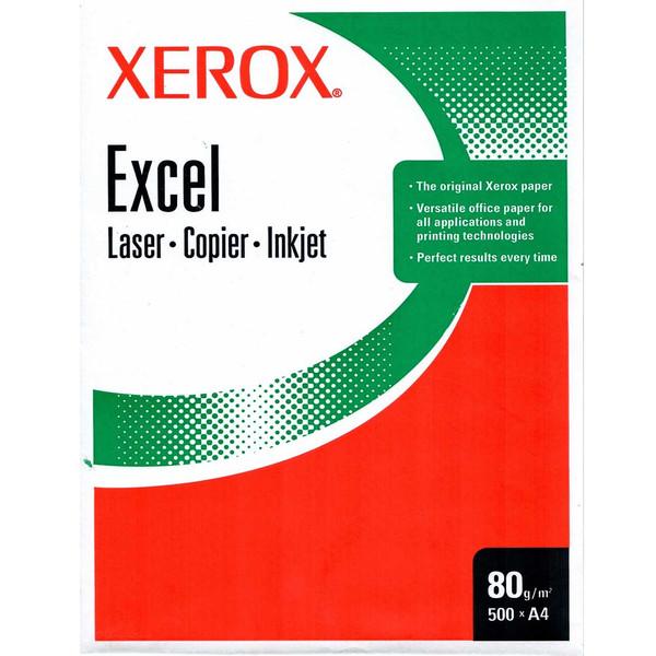 کاغذ 80 گرمی زیراکس سایز A4 بسته 500 عددی