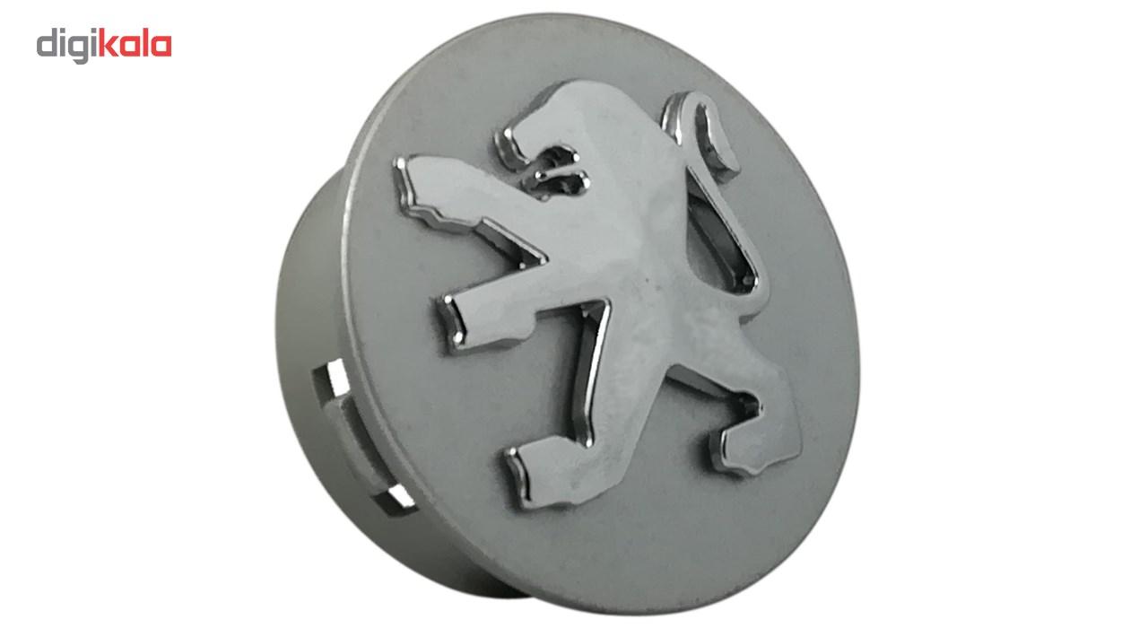 قالپاق تو رینگی مدل پژو مناسب برای رینگ های اسپرت فابریک ایران خودرو بسته 4 عددی main 1 1