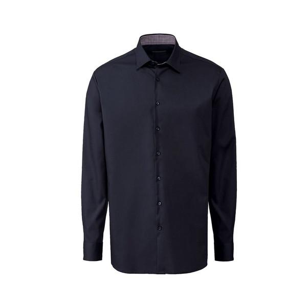 پیراهن آستین بلند مردانه نوبل لیگ مدل IAN 324356
