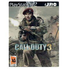 بازی Call of Duty 3 مخصوص PS2