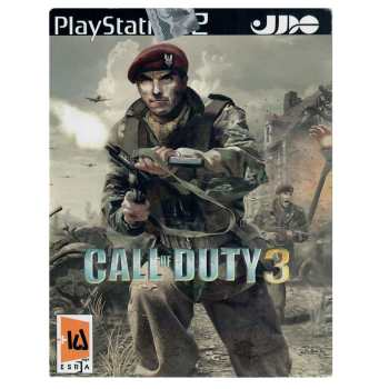 بازی Call of Duty 3 مخصوص PS2