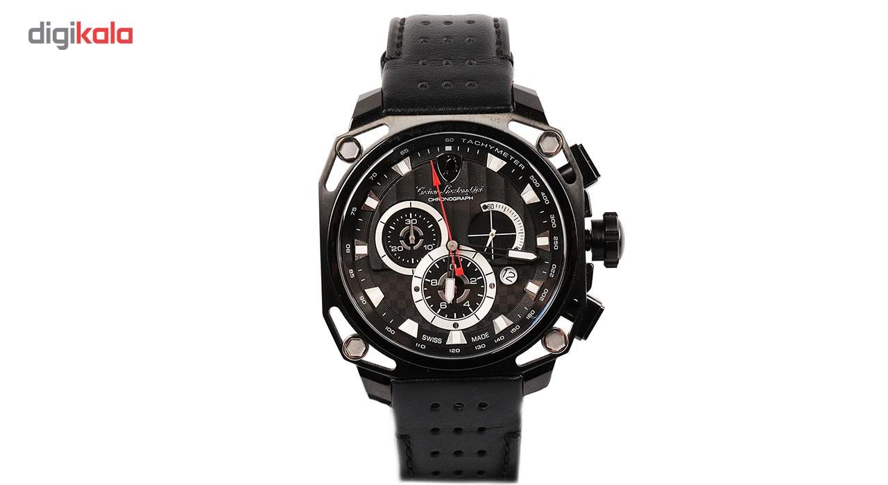 ساعت مچی عقربه ای مردانه تونینو لامبورگینی مدل TL-4840