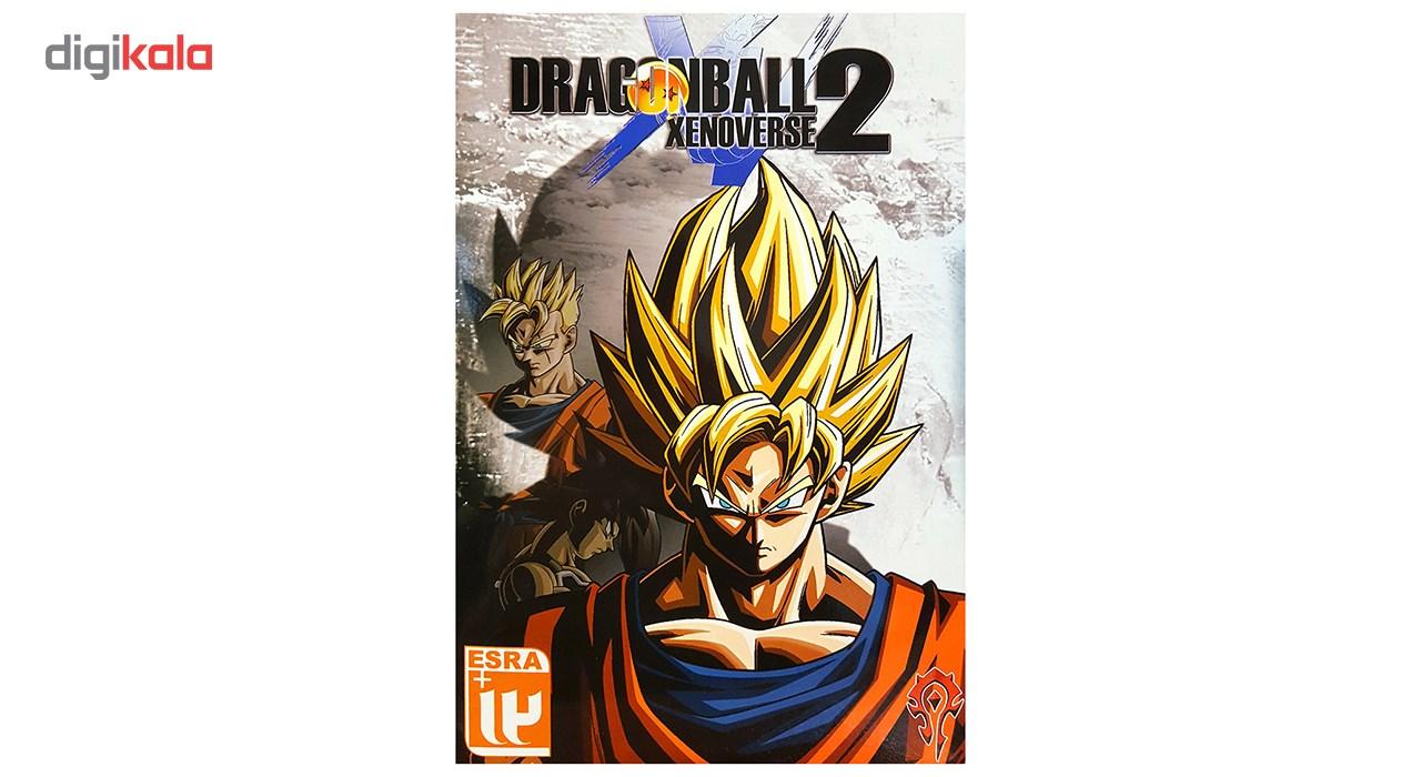 خرید اینترنتی بازی Dragon Ball Xenoverse 2 مخصوص PC اورجینال