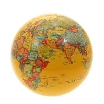 کره جغرافیایی گردان مدل ایستاده