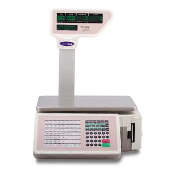 ترازو فروشگاهی توزین صدر مدل LSG 15A | Tozin Sadr LSG 15A Price Computing Scale