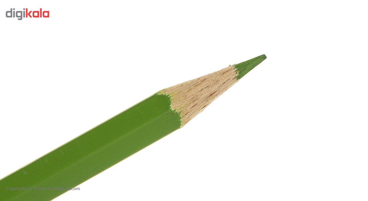 مداد رنگی 12 رنگ آریا مدل 3051 main 1 4