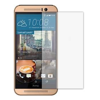 محافظ صفحه نمایش شیشه ای مدل Tempered مناسب برای گوشی موبایل اچ تی سی One M9 Plus