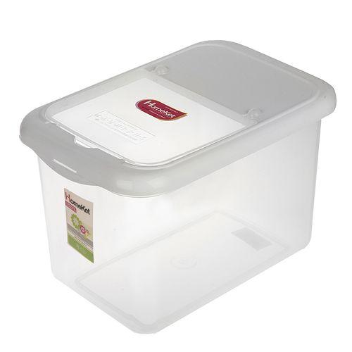 ظرف برنج هوم کت کد 0730 - ظرفیت 20 کیلوگرم