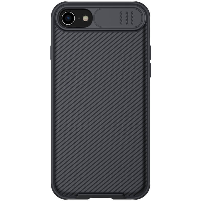 کاور نیلکین مدل Camshield مناسب برای گوشی موبایل اپل Iphone 8 / 7 / SE 2020