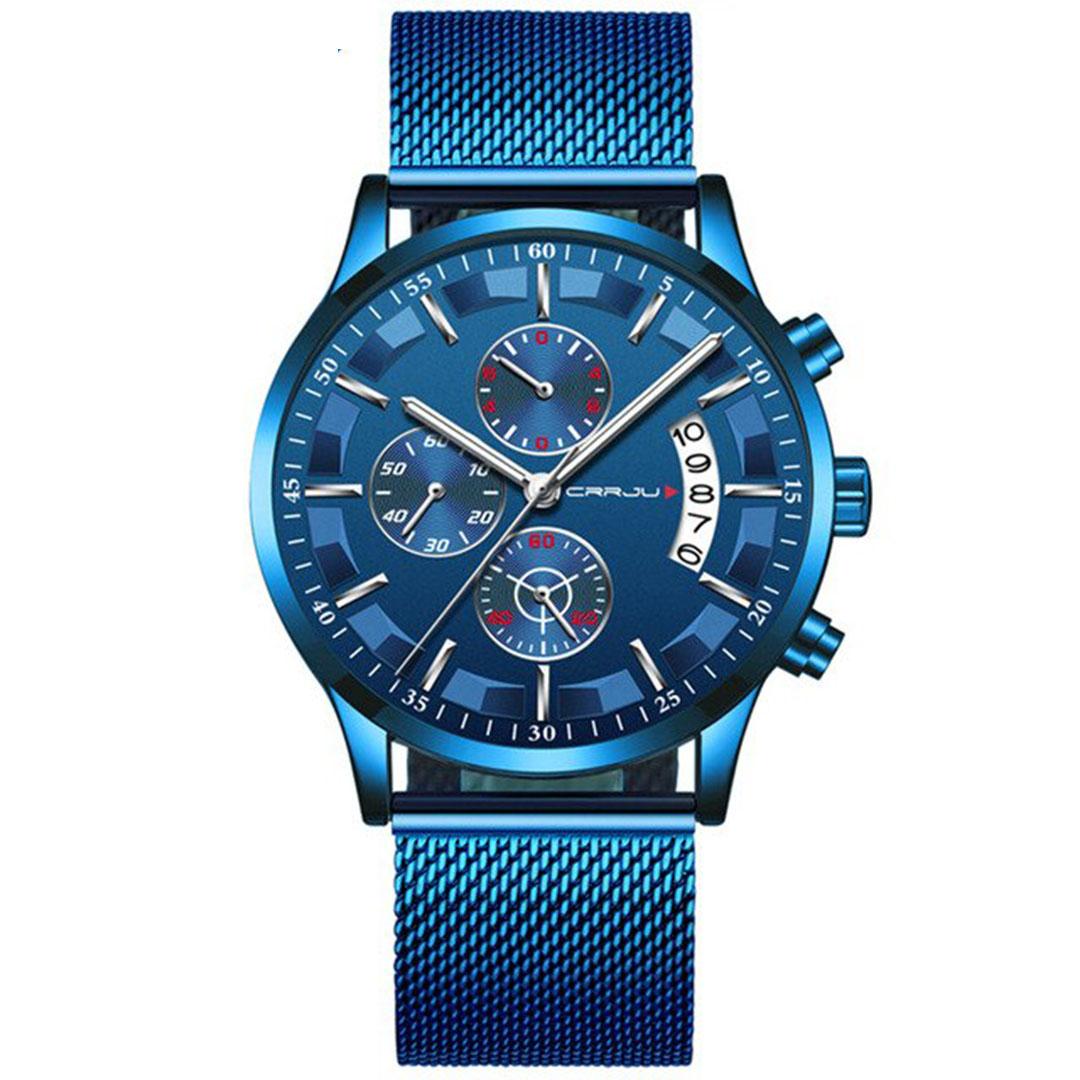 ساعت مچی عقربهای مردانه سی آر آر جی یو مدل karb2219