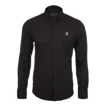 پیراهن آستین بلند مردانه ناوالس مدل NY-2029-BK