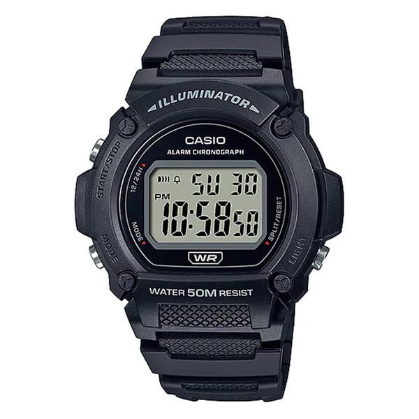 ساعت مچی دیجیتال مردانه کاسیو مدل W-219H-1AVDF