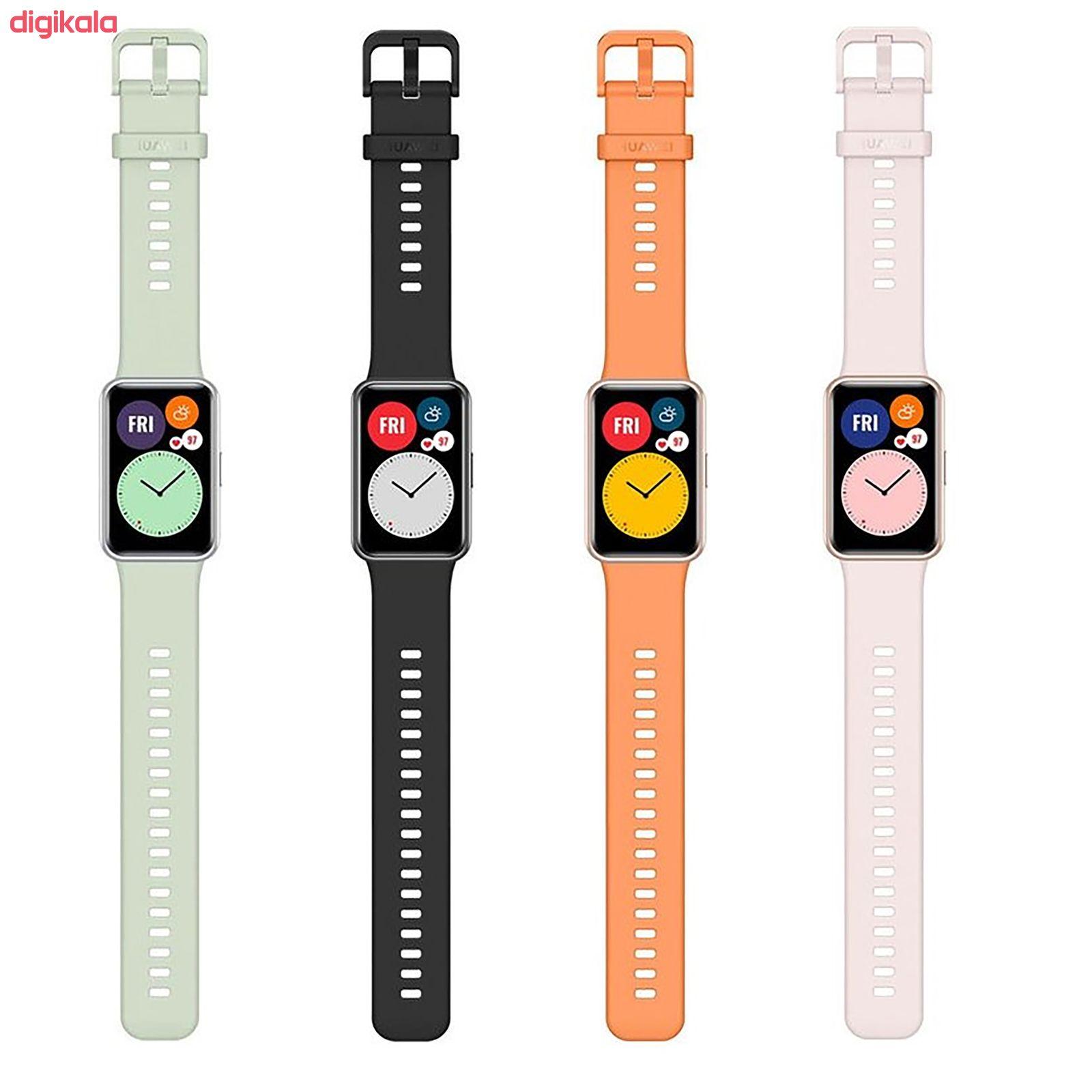 ساعت هوشمند هوآوی مدل WATCH FIT main 1 5