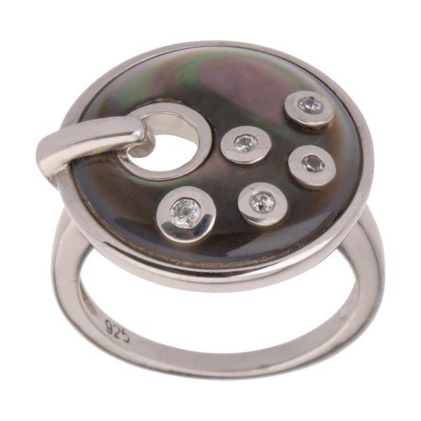 انگشتر نقره زنانه آمارانته مدل 4-76452