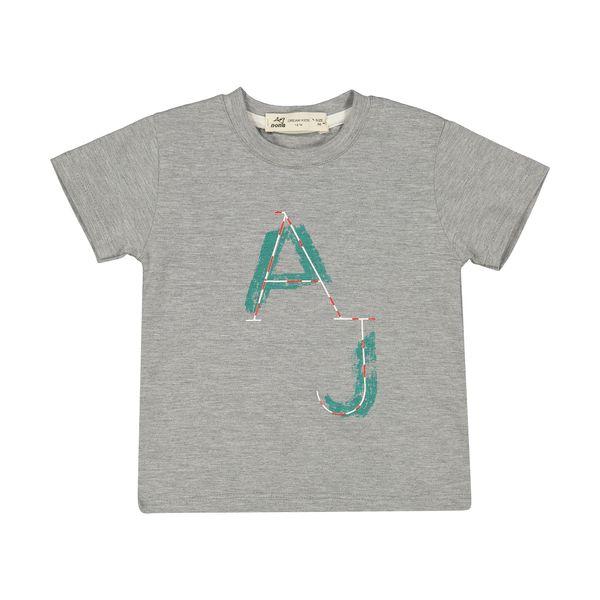 تی شرت پسرانه نونا مدل 2211221-ML