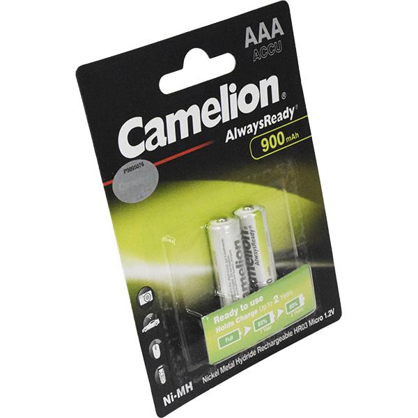 باتری قلمی قابل شارژ کملیون مدل QNC_92 بسته 2 عددی