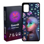 کاور گارد ایکس طرح Ariana مدل Glass10143 مناسب برای گوشی موبایل سامسونگ Galaxy A31