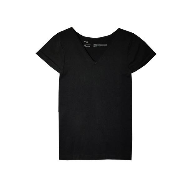 تی شرت آستین کوتاه زنانه اسمارا مدل AM201