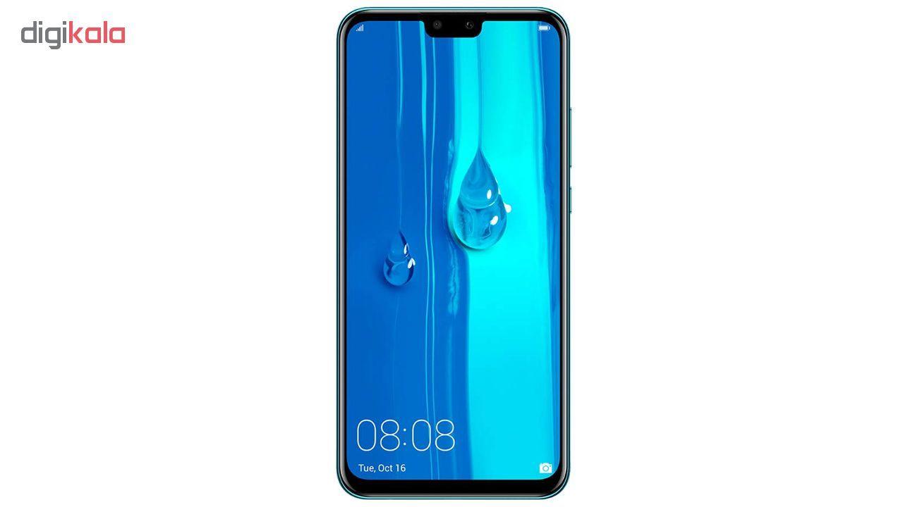 گوشی موبایل هوآوی مدل Y9 2019 JKM-LX1 دو سیم کارت ظرفیت 64 گیگابایت و رم 4 گیگابایت بههمراه شارژر همراه تسکو مدل TP 842N ظرفیت 10000 میلیآمپرساعت main 1 4