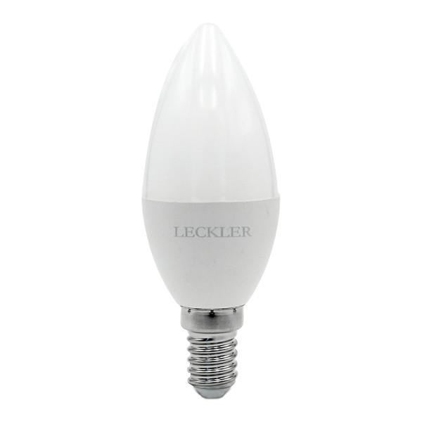 لامپ ال ای دی 6 وات لکلر مدل شمعی پایه E14