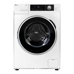 ماشین لباسشویی جی پلاس مدل GWM-K723W ظرفیت 7.5 کیلوگرم