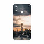 برچسب پوششی ماهوت مدل London City مناسب برای گوشی موبایل شیائومی Mi Max 3