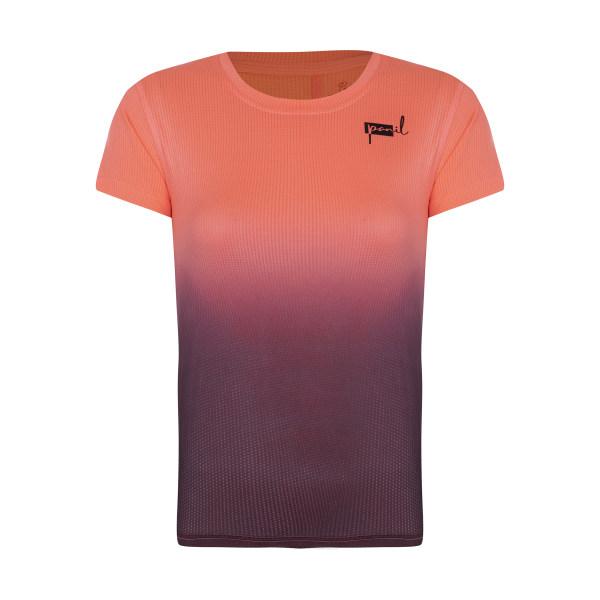تی شرت  ورزشی زنانه پانیل مدل 182GL