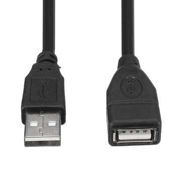 کابل افزایش طول USB 2.0 راینو مدل RH-EXT15 طول 1.5 متر