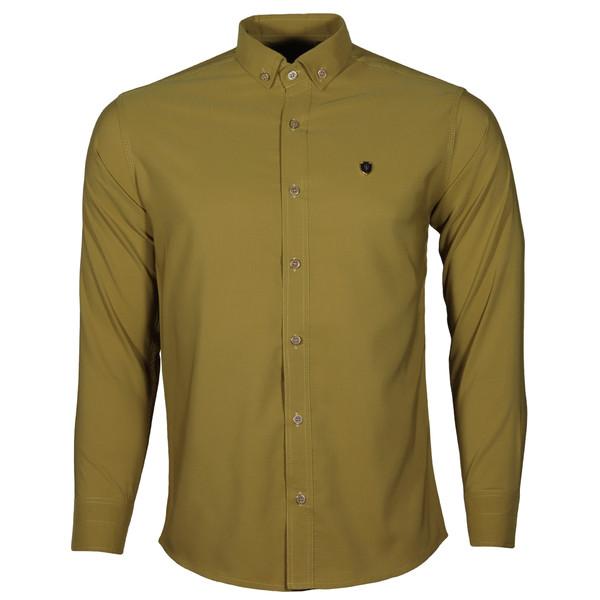 پیراهن آستین بلند مردانه مدل KH 210038