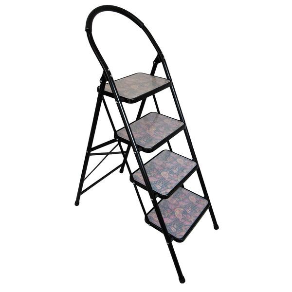 نردبان چهار پله کرستون مدل Nika42